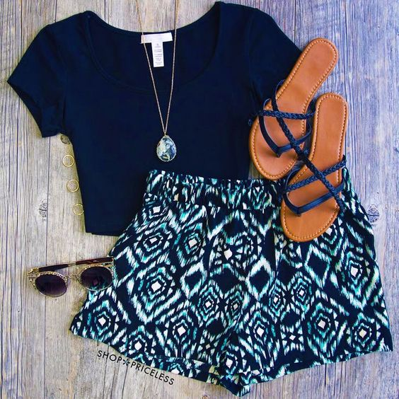 her track pinterest outfit summer