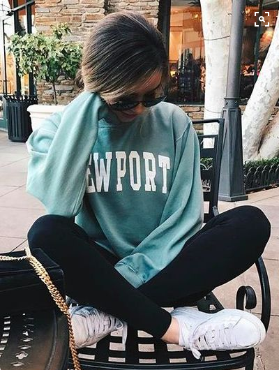 301dca63fba 8 Comfy Fashion Trends Every Lazy Girl Can Totally Love