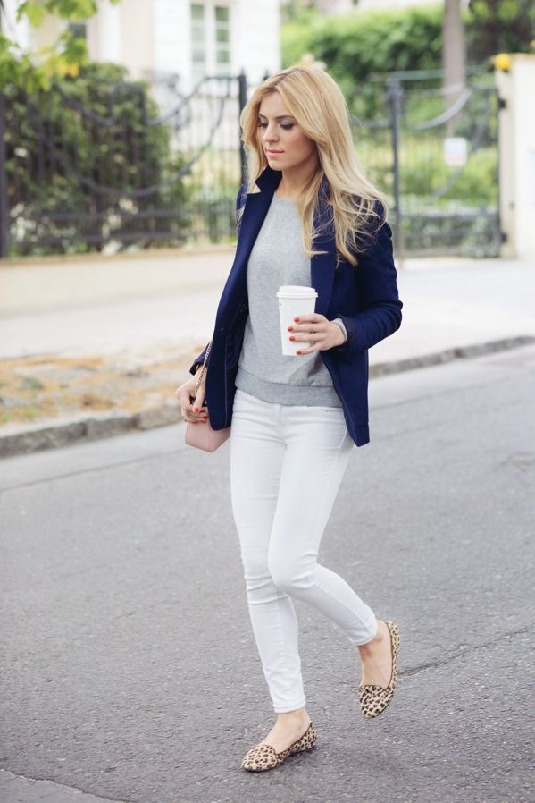 15 Classy and Casual Work Outfits For Hitting the Office ... - photo#22